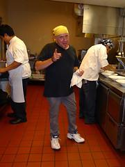 LQ @ SK (Chef Quenioux!)