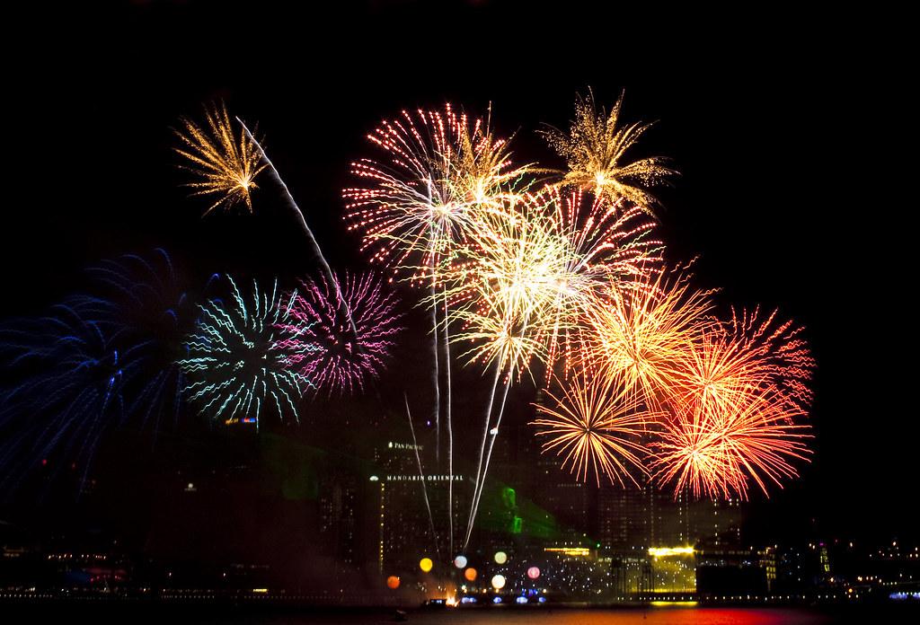 Fireworks Practice