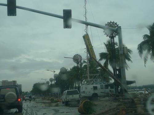 Roxas Boulevard after Pedring