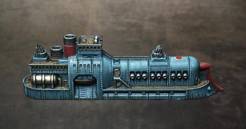Empire of the Blazing Sun Cruiser