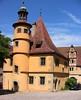 Rothenburg ob der Tauber - Hegereiterhaus, erbaut 1591    /  -20 by roba66