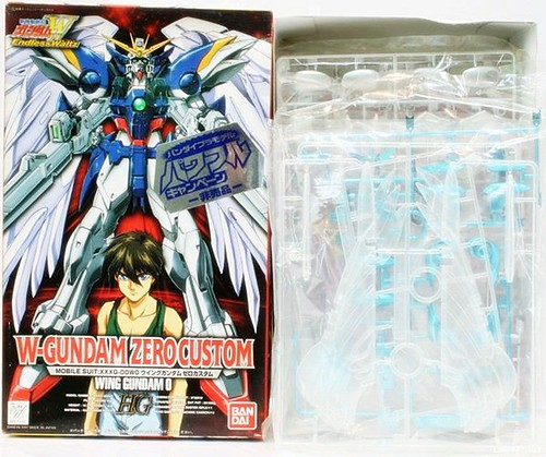 1100 Wing Zero clear extra finish version (2)