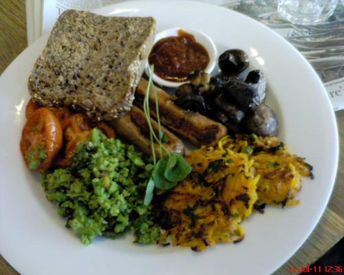 breakfast at domain & ayr