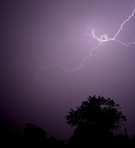 cool lightning