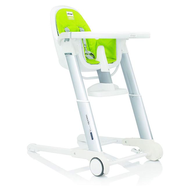 Zuma Lime Highchair
