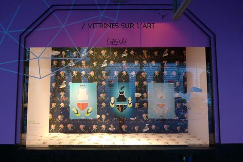 Galeries Lafayette Le Journal Des Vitrines
