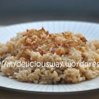 Nasi Minyak 'Mudo Mizi'