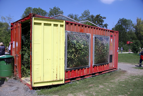BuGa Koblenz - Pflanzencontainer