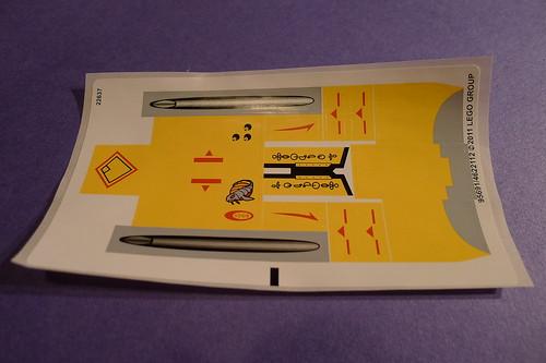 7877 Sticker Sheet