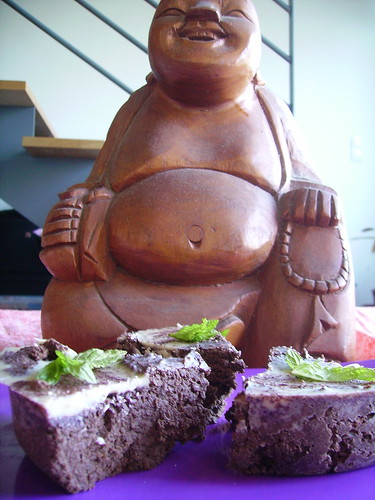 Buddha loves cake by DivineMissEm