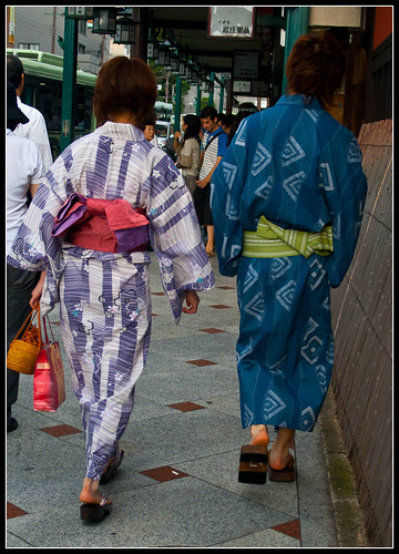Obi (yukata)