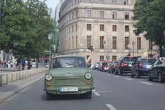 Berlin Trabant safari