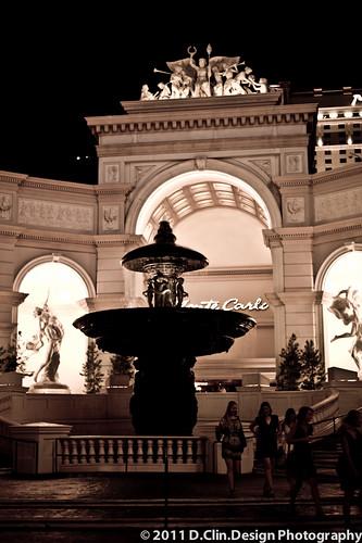 Leica Vegas Pt. 3 Landmarks by d.clin.design