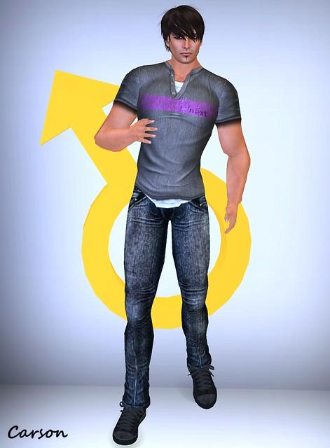 n-creation MHOH Shirt ---        Poison - Dos70 Jeans