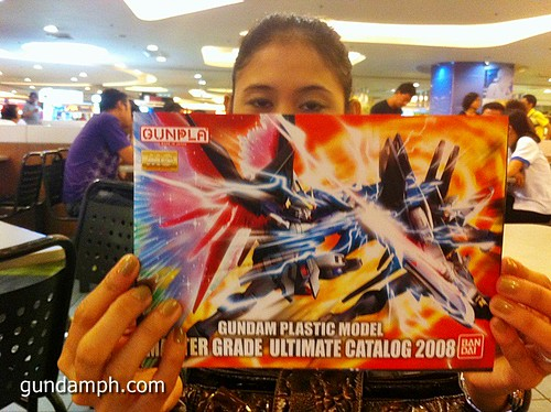 Free SD Astray Red Frame at TK Gundam Detailing Contest Caravan (33)