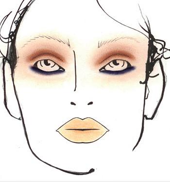 Haider Ackermann Photos of Makeup