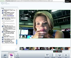 KOMU Sarah Hill G-Plus Hangouts - pix 01 - Sarah, Location