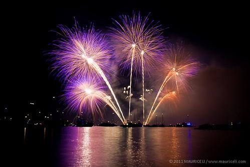2011 Celebration of Lights Fireworks