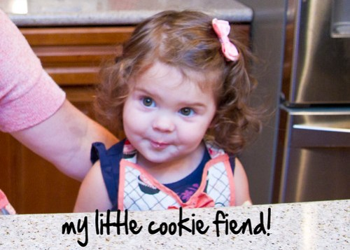 annie loves cookies
