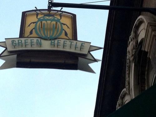The Green Beetle, Memphis, Tenn.