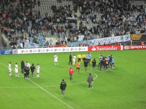Copa América 2011: Peru 0 - 2 Uruguy