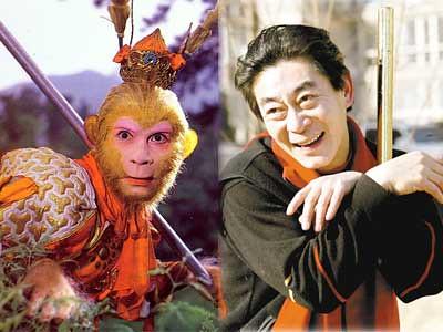 六小龄童 (Liu Xiao Ling Tong), the undisputed best 孙悟空 (Sun Wu Kong) actor ever