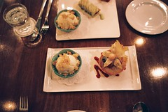 Desserts, Le Bistrot, Singapore Indoor Stadium