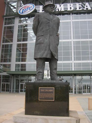 Vince Lombardi Statue
