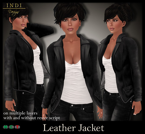 Leather-Jacket-black
