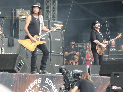 Motorhead Live at Knebworth
