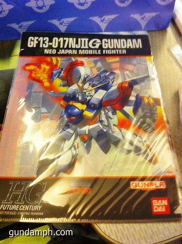 Free SD Astray Red Frame at TK Gundam Detailing Contest Caravan (40)