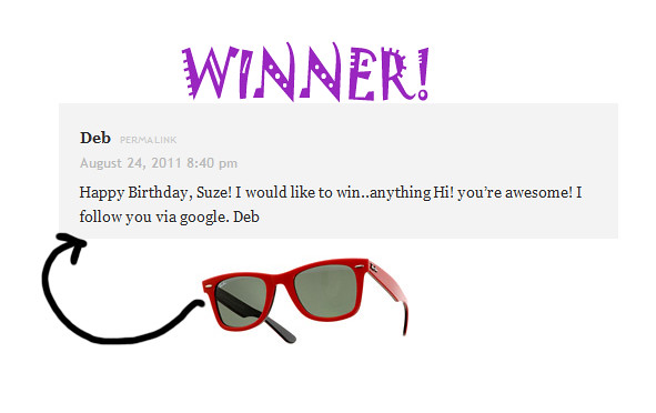 winner sunglasses