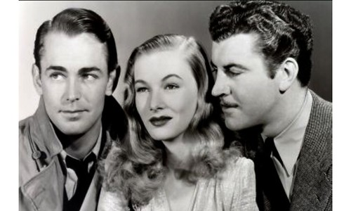 Alan Ladd, Veronica Lake, Robert Preston in ''...
