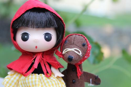 Little Red Riding Hood Mini Ddung