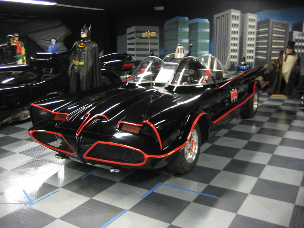 60s Batmobile
