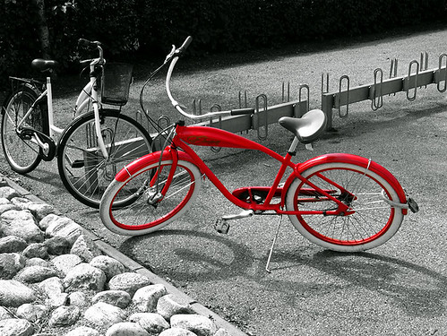 The red Electra