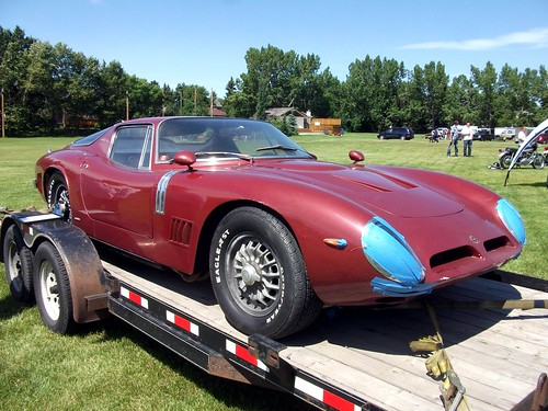 1967 Bizzarrini Gt America