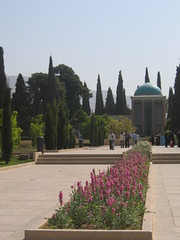 Day 8: Tomb of Saadi