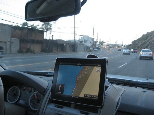 Malibu GPS