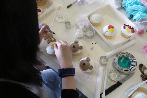 Cupcake Couture Class
