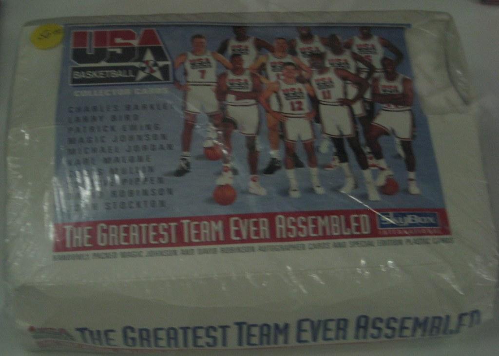 1992 USA Dream Team cards
