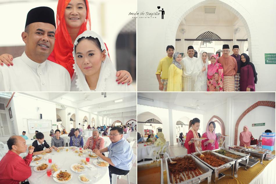 Debrina Aliyah & Muhammad Ali - Akad Nikah 014