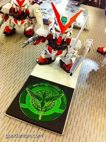 Free SD Astray Red Frame at TK Gundam Detailing Contest Caravan (43)