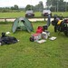 A typical organised camp Cashmore