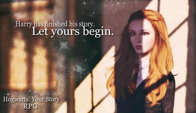 Hogwart's - your story
