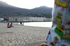 La praia