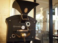 Giesen Roaster, Smitten Coffee & Tea Bar