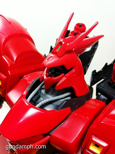 MSIA DX Sazabi 12 inch model (57)