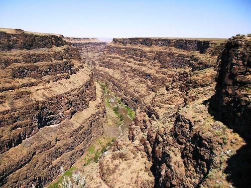 Bruneau Scenic Deep Canyon