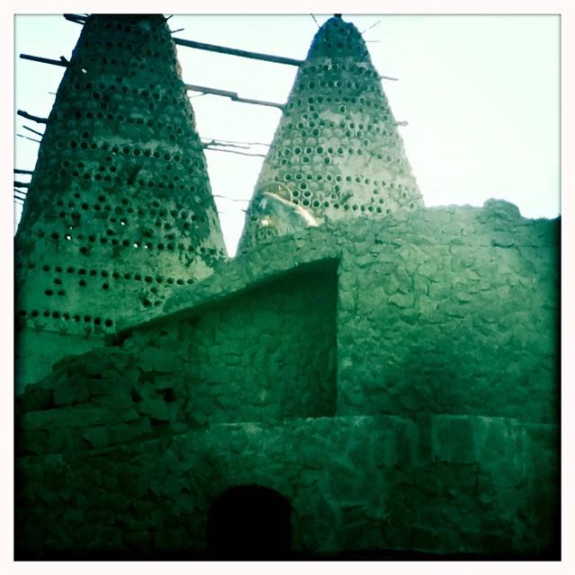 pigeon houses